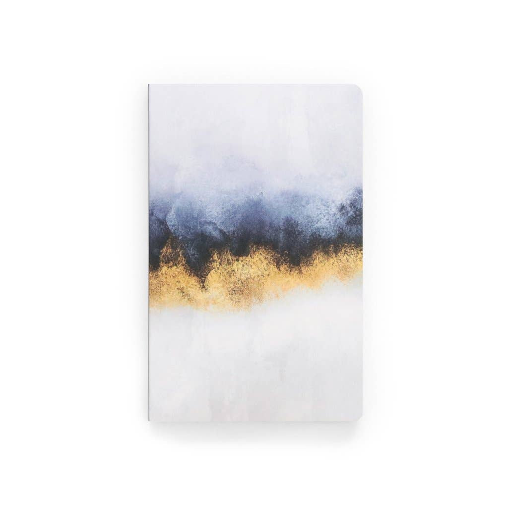 Sky Layflat Journal - by OKcollective Candle Co. Made in Oklahoma City