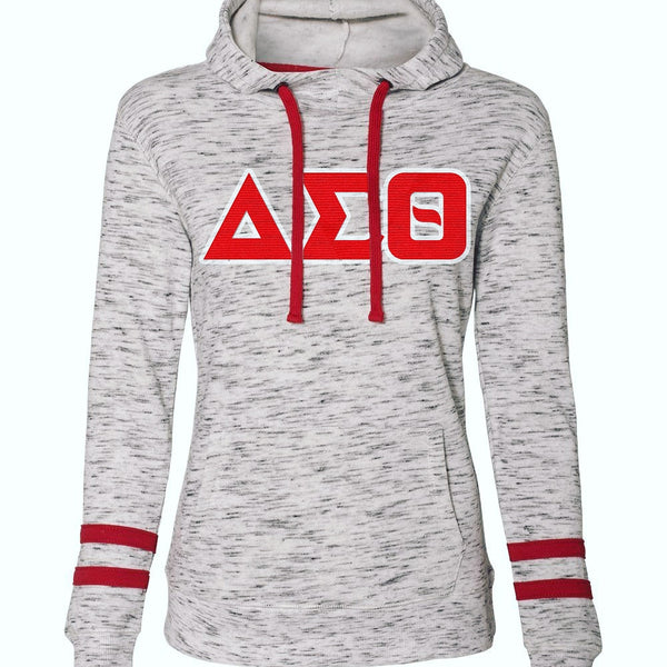 DST Heathered Pull Over