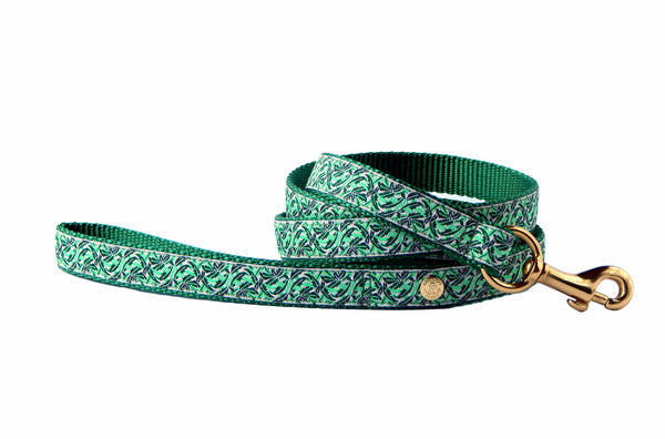Banana Leaf Palm Beach Preppy Dog Leash