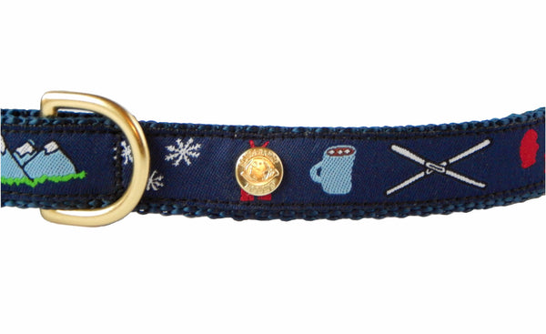 Winter Dog Collar Southport Hound