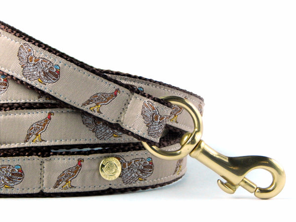 Turkey Trot Dog Leash ©2016 Southport Hound, all rights reserved