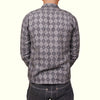 Corridor Black Meso Flannel Shirt