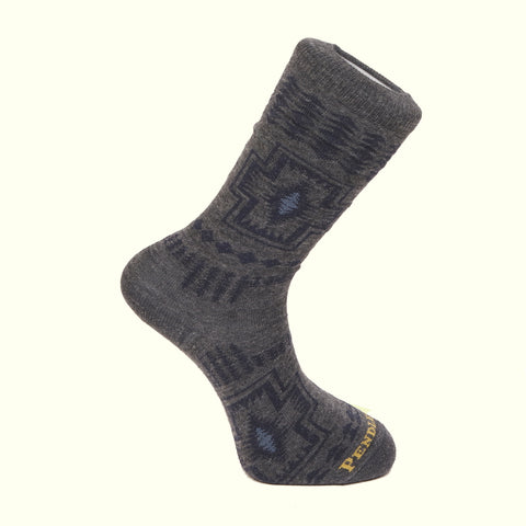 Pendleton Socks Harding Grey