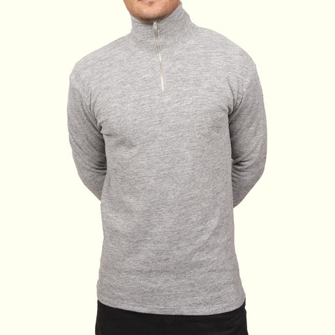 Journal Pull Sweat Grey