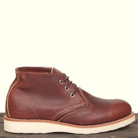 Red Wing 3141 Chukka Briar Oil Slick