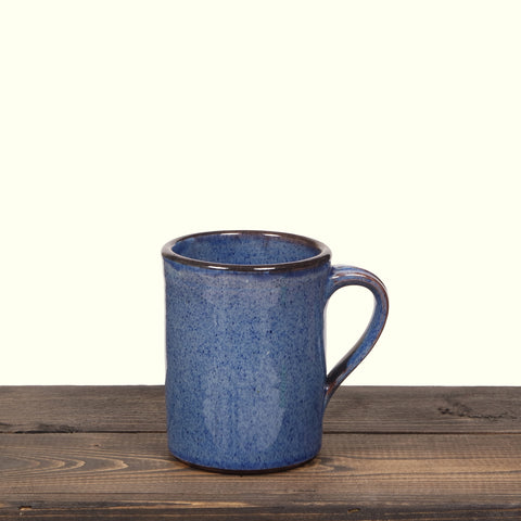 Tender Coffee Mug Colbalt Blue Glaze