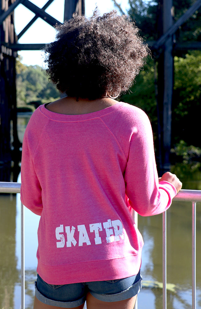 Skater Slouchy Pullover