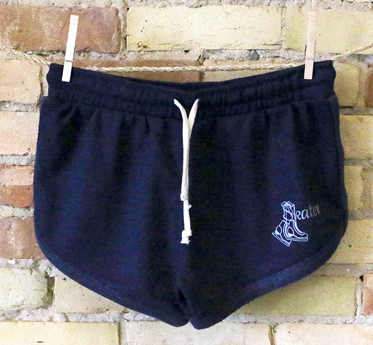 Skater French Terry Shorts (Ladies)