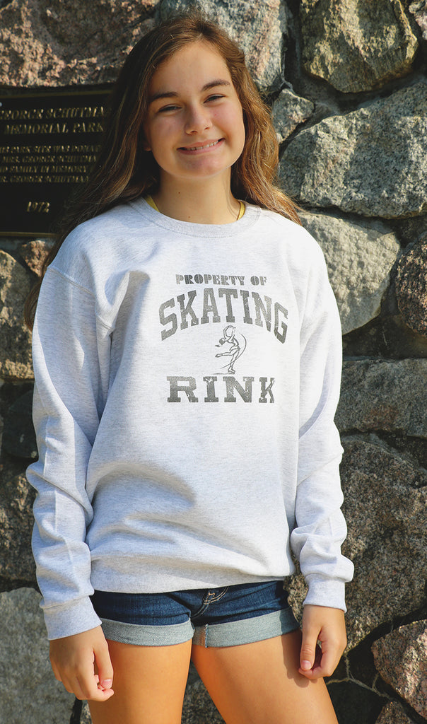 Property of Skating Rink Sweatshirt (Youth)