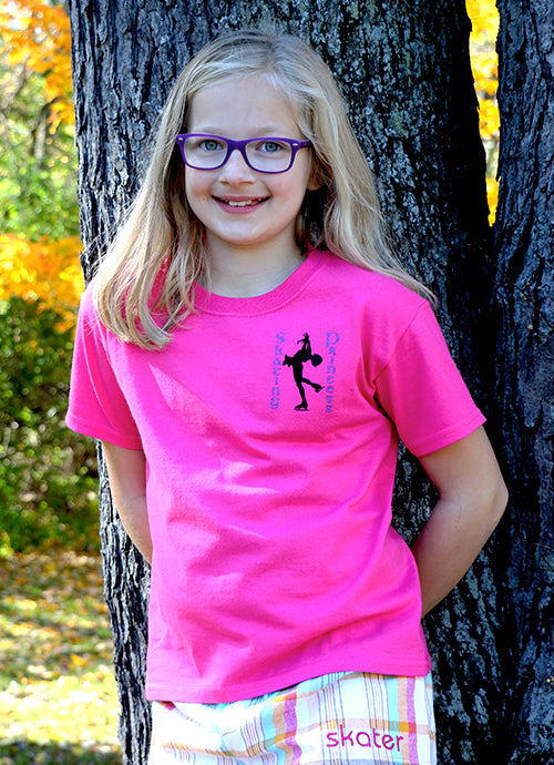 Skating Princess Tee (Youth)