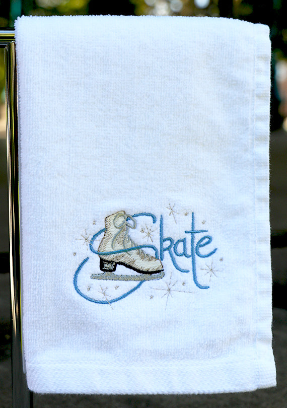 Skate Skating Towel