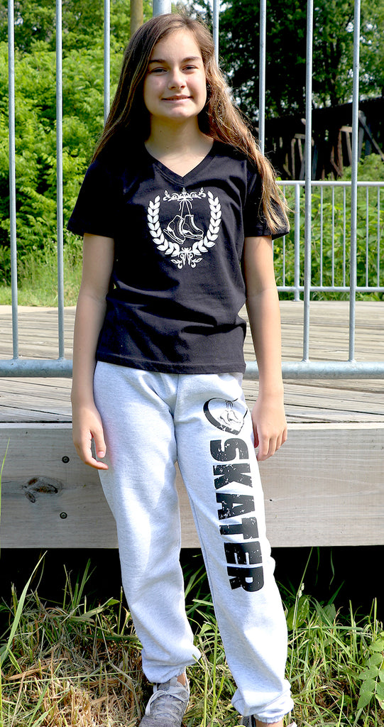 Skater Heart Sweatpants II (Youth)