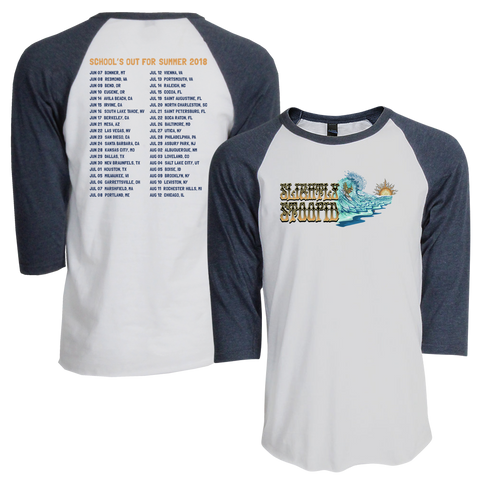 Summer Tour Raglan
