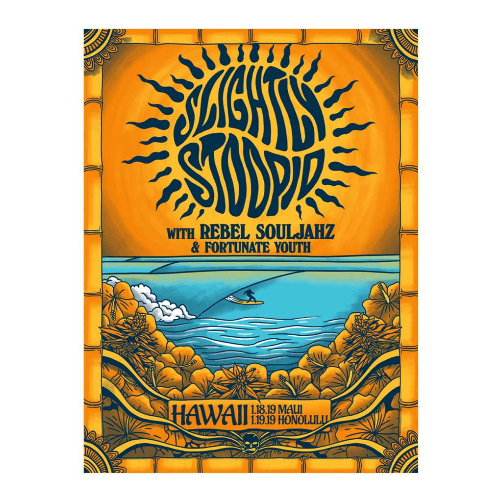 Hawaii 2019 Event Poster