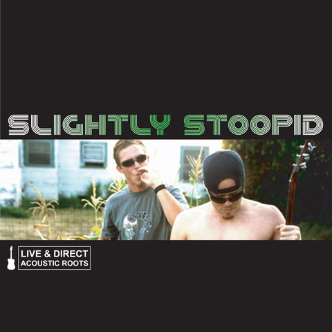 Live & Direct: Acoustic Roots CD