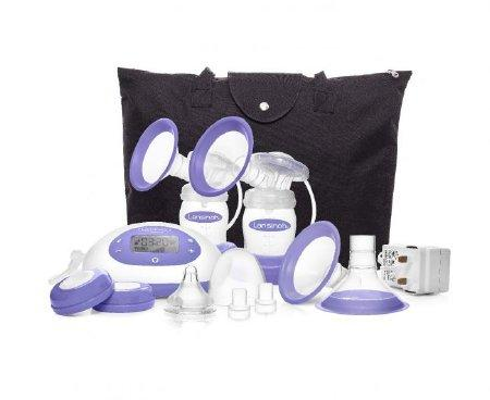 Lansinoh Signature Pro Double Electric Breast Pump Kit