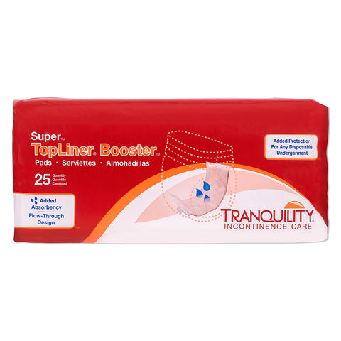 Tranquility TopLiner Super Booster Pad - CheapChux