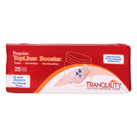 Tranquility  TopLiner  Booster Pad - Incontinence Pads