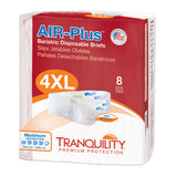 Tranquility AIR-Plus Bariatric Disposable Brief - Adult Diaper - CheapChux