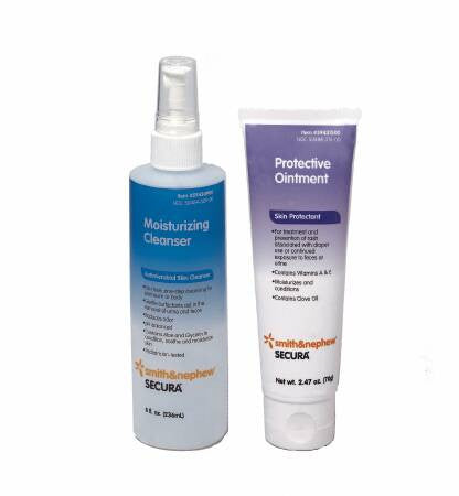 Smith and Nephew Secura Personal Skin Care Kit - CheapChux