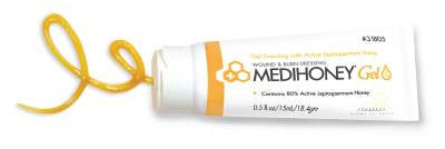 Medihoney Gel 0.5 oz tube sterile