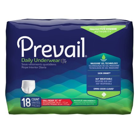 Prevail Super Plus Underwear - Adult Pull-ups - CheapChux