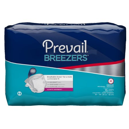 Prevail Breezers Briefs - Adult Diaper - CheapChux