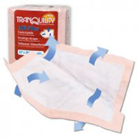 Tranquility AIR-Plus Disposable Underpads - Bed Pad Chux - CheapChux