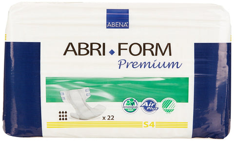 Abena Abri-Form Premium Adult Briefs - Adult Diaper -  Completely Breathable *Level 2* - CheapChux