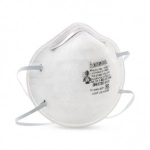 N95 Particulate Respirator 8200/07023 by 3M Healthcare, Box of 20 ***CLEARANCE***