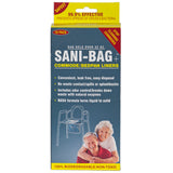 Sani Bag Commode Liners - CheapChux