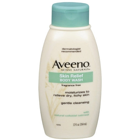 Aveeno Skin Relief Body Wash - CheapChux