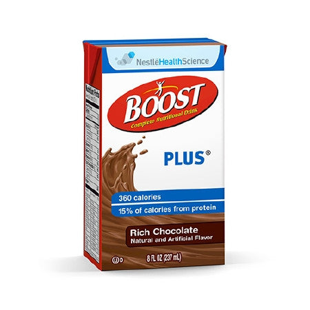Boost Plus, 8 oz , Chocolate - CheapChux