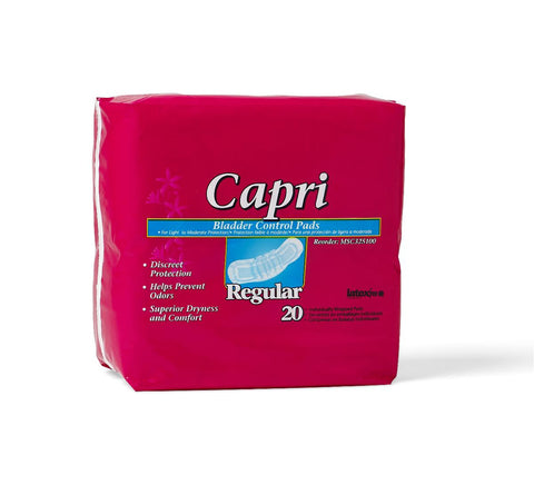 Medline Capri Bladder Control Pads - CheapChux