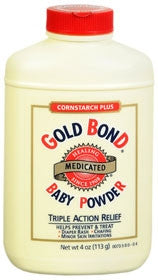 Gold Bond Medicated Baby Powder - CheapChux