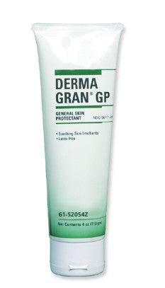 DermaGran Barrier Cream - 4 oz Tube - CheapChux