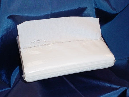 "Disposable Washcloths/Dry Wipes  12"" X 9"" Unscented - CheapChux"