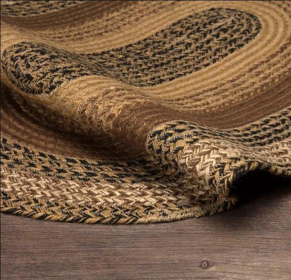 Braided Rugs And Accessories Kc Country Home Accents