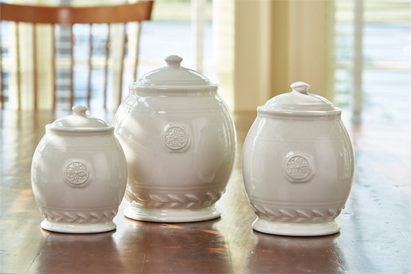 Levingston Canister Set of 3