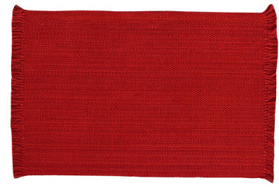 Casual Classics Placemat - Red