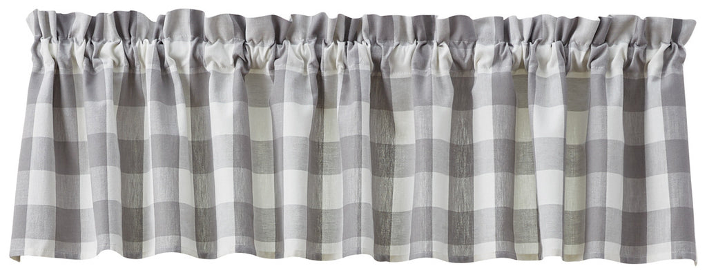 Wicklow Unlined Valance - Dove