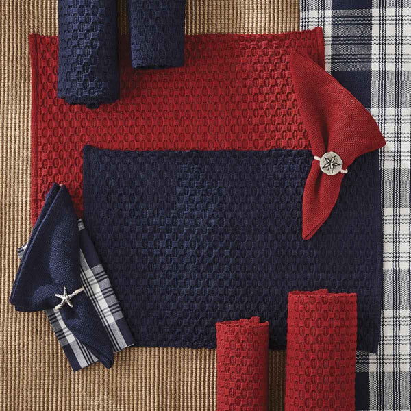 Chadwick Table Runner - Red