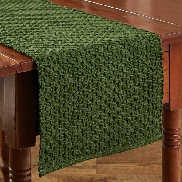 Chadwick Table Runner - Pine