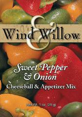 Sweet Pepper & Onion Cheeseball & Appetizer Mix