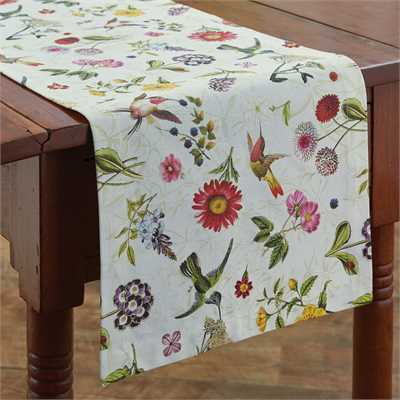 Zoey's Garden Table Runner
