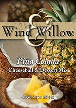 Pina Colada Cheeseball & Dessert Mix