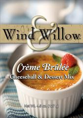 Creme Brulee Cheeseball & Dessert Mix