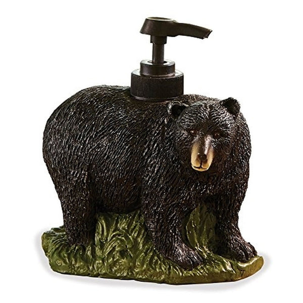 Black Bear Resin Dispenser