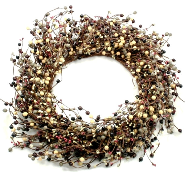 Mixed Berry Wreath - Large