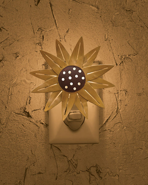 Sunflower Night Light